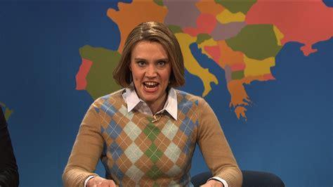 Watch Saturday Night Live Highlight: Weekend Update: Pat ...
