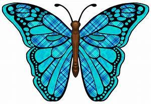 Butterfly Wings Clip Art - ClipArt Best