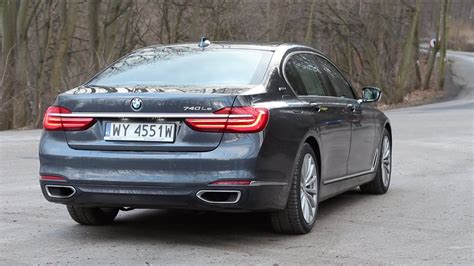 Most Luxurious Bmw by 2017 Bmw 740le Hybrid Most Luxurious Limousine On The