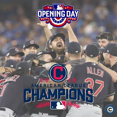 Indians Cleveland Opening Tribe Season Social Graphics