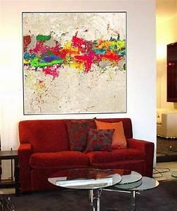 Zeitgenössische Kunst Kaufen : xxl kunst die gef llt gro formatige gem lde art4berlin ~ Avissmed.com Haus und Dekorationen