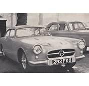 Peerless/Warwick GT  Classic Car Review Honest John