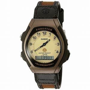 Casio Forester Ft 600w Manual