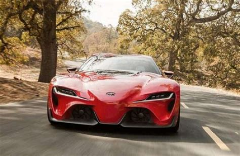 toyota supra release date price top speed   specs