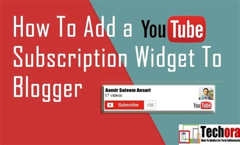 add youtube subscribe button   blog