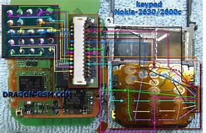 Nokia 2600c Keypad Problem Picture Help