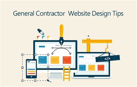 contractor tips 5 marvellous tips for general contractor website design contractor website design contractor