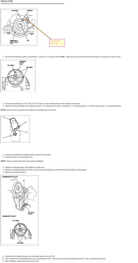 Have Honda Civic Need Diagram The Timing