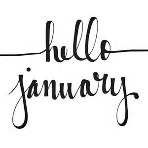 Hello January Pictures, Photos, and Images for Facebook