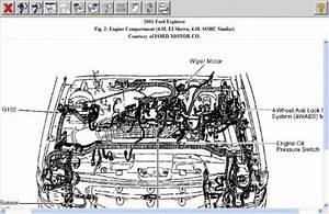 2001 Ford Explorer Switch Location  Engine Problem 2001