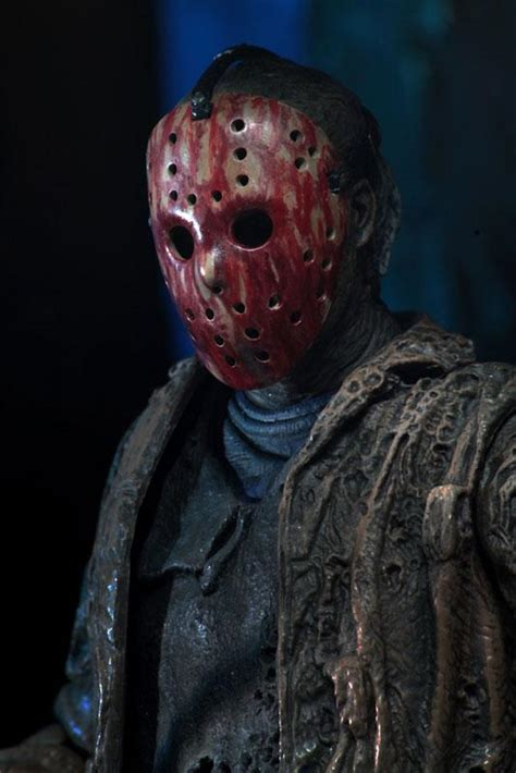 freddy  jason jason voorhees ultimate   action figure