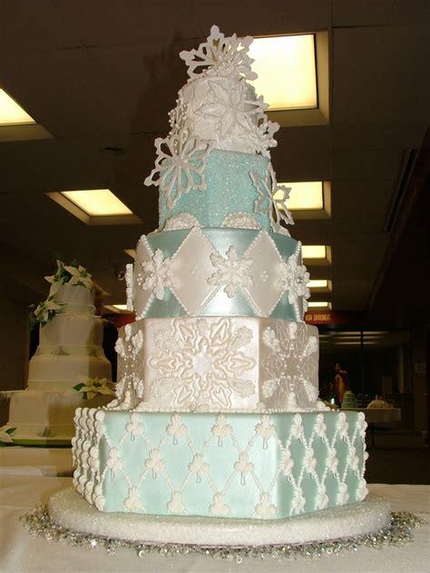 Winter Cake Ideas And Inspirations Wonderland Wedding