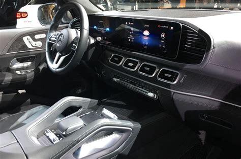 mercedes benz gls  engineered luxury suv unveiled