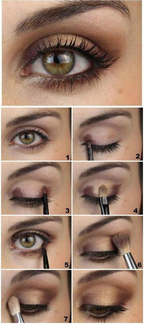 maquillaje de ojos ahumados  paso  paso perfecto