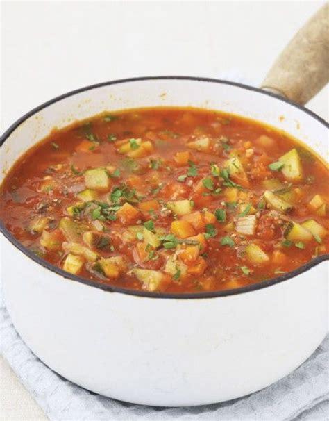 veg soup recipes thick vegetable soup recipe dishmaps