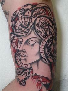 Medusa Tattoo | Jimmy Johnson Tattoo