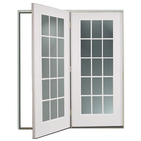 shop reliabilt 174 6 reliabilt center hinged patio door