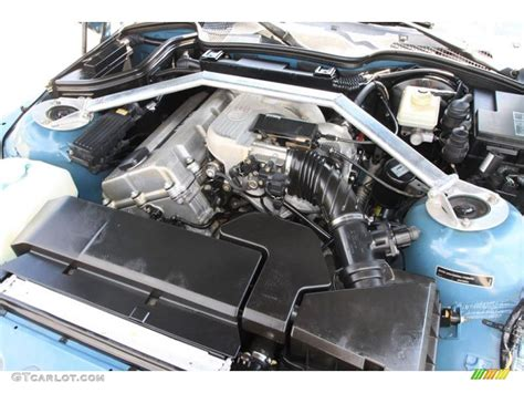 1996 Bmw Z3 1.9 Roadster 1.9 Liter Dohc 16-valve 4