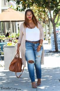 Plus Size Summer Fashion Outfit