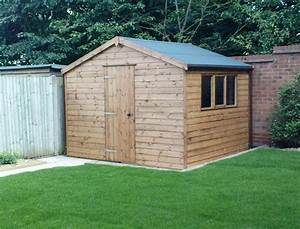 Sheds Building : Saltbox Shed Plans For A Self Build