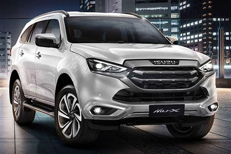 The last true isuzu suvs was the trooper and the frontier. All-New Isuzu MU-X Revealed - Cars.co.za
