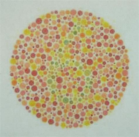 color blindness test the science of color blindness educational innovations