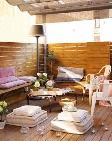 sichtschutz bambus balkon die besten ideen für terrassengestaltung 69 beispiele