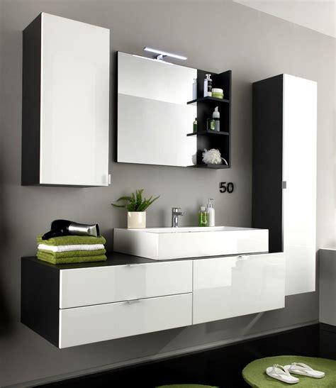 Moderne Badezimmer Set by Badm 246 Bel Wei 223 Grau G 252 Nstig Kaufen