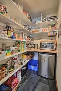 Garde Manger Cuisine : cuisine la naturelle garde manger walk in deco maison ~ Nature-et-papiers.com Idées de Décoration