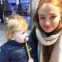 """Sophie Turner. """"Sansa stark is a top baby sitter."""" 