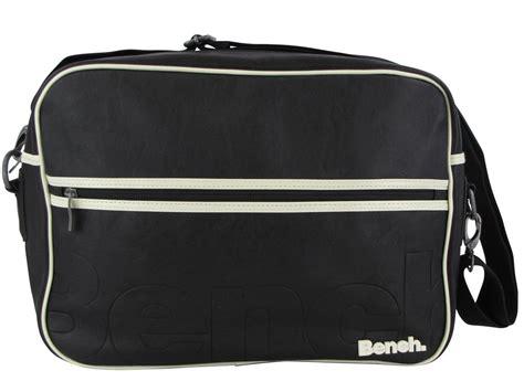 Bench Despatch Messenger Bag 'appleford' Embossed Logo Ebay