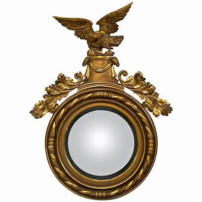 Eagle Federal Mirror American Convex Mirrors 1stdibs