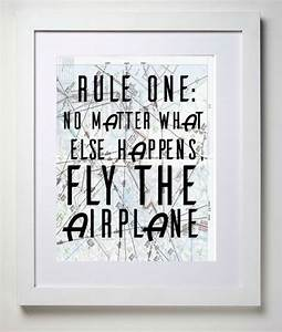 Fly Safe, Fly t... Cute Aviation Quotes