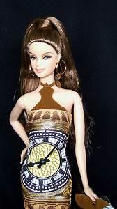 Dollmania's Domain: Big Ben Barbie  Barbie