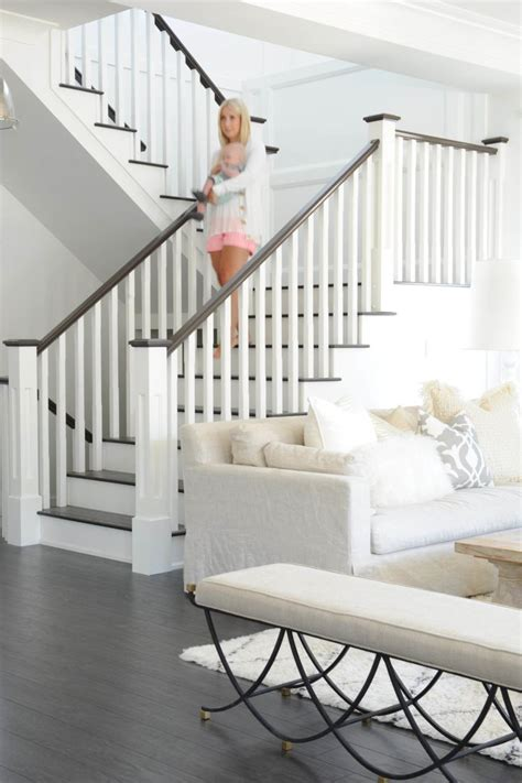 Stair Banisters And Railings Ideas by 25 Best Ideas About Indoor Stair Railing On