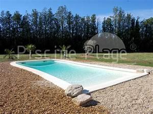 piscine avec plage californienne pour sublimer votre With piscine avec plage californienne