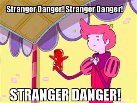 Stranger Danger Meme - stranger danger meme by skullzart on deviantart