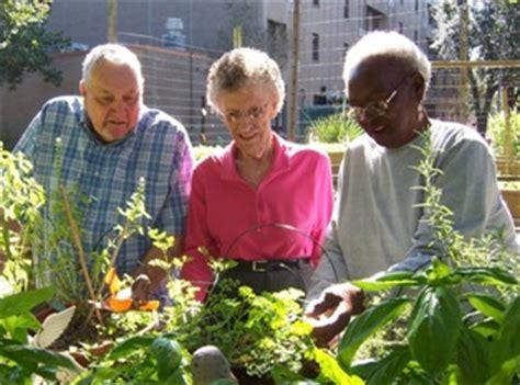the benefits of outdoor activities for elderly patients