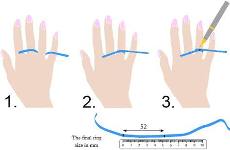 ring measurement lazo diamond