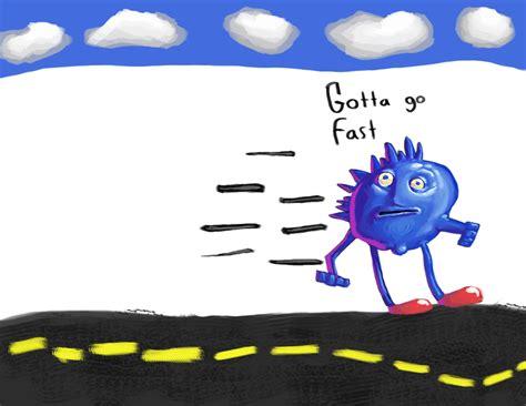 Gotta Go Fast Meme - image 148751 gotta go fast know your meme