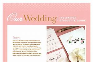 planning the wedding experts With interactive digital wedding invitations