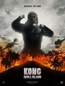 Kong: Skull Island (2017) HD Wallpaper From Gallsource.com ...