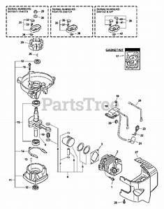 Little Wonder Parts On The Engine  Ignition  Starter Pawl