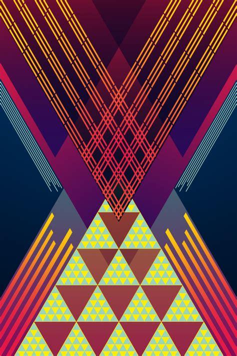 Trippy Iphone Wallpapers Wallpapersafari