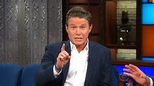 Billy Bush talks Trump, Lauer in Stephen Colbert interview ...