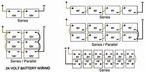 Battery Wiring Diagrams