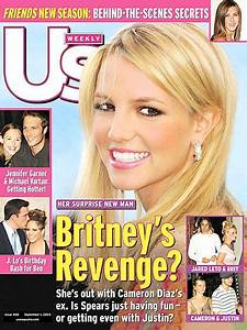Britney Spears' Us Weekly Covers Through the Years ...