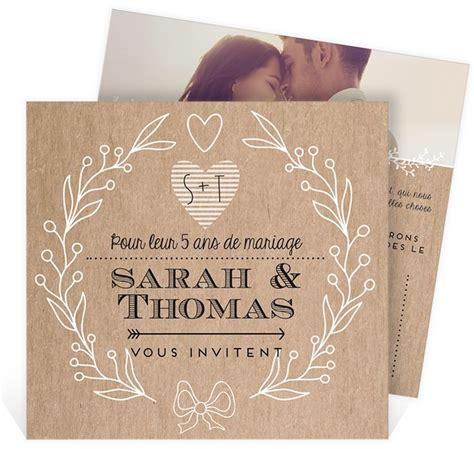 cadeau original pour 5 ans de mariage idee cadeau pour les 5 ans de mariage meilleur de