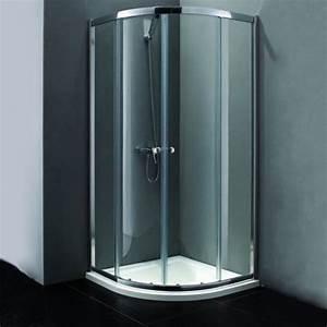 quel est le prix d39une douche ou d39une baignoire With porte de douche coulissante avec lavabo sur pied salle de bain