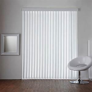 PVC Vertical Blind/PVC/VERTICAL/BLINDS/WINDOWS Bouclair com